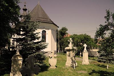 Prima biserică ortodoxă din Cluj-Napoca