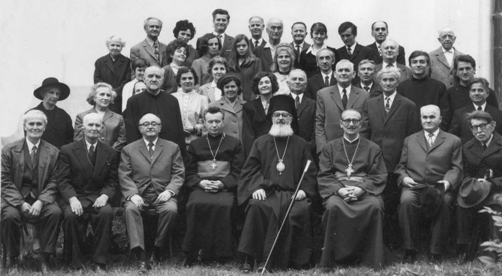 "Corul Bisericii Ortodoxe Române ""Sfânta Treime"" şi IPS Teofil Herineanu"