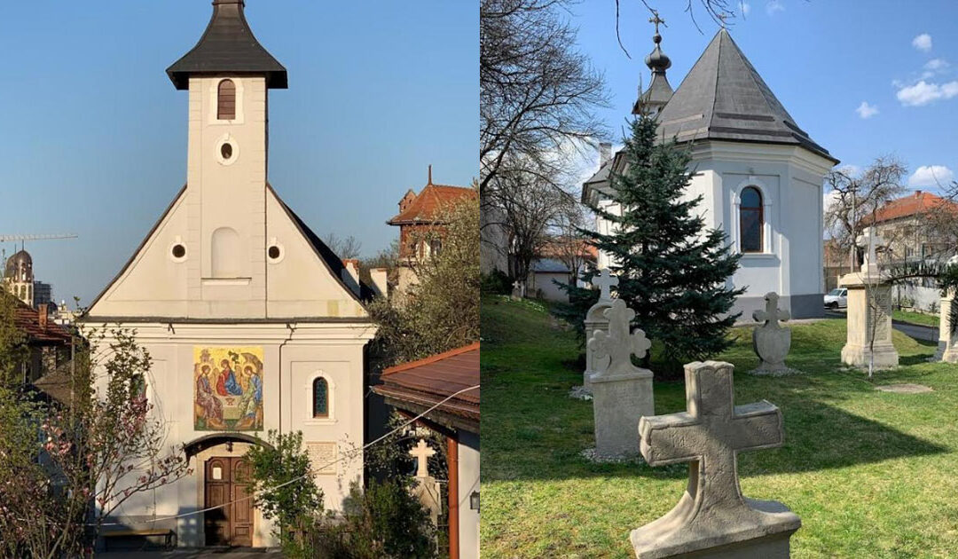 Hramul Bisericii noastre, Sfânta Treime - Cluj
