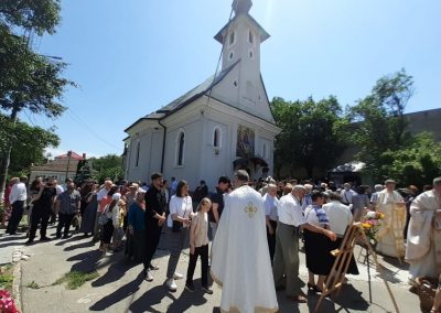 Hramul Bisericii Sfânta Treime